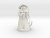 Kitten Wizard 3d printed