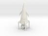 Landed Rocket 3d printed