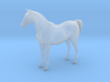 Printle Thing Horse - 1/72 3d printed