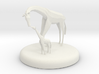 Giraffe Mother and Child 3d printed
