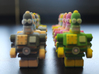 USB Robot's Army 3d printed Focus on us too!