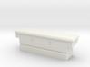 1/64 Cross bed tool box 3d printed