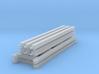 1/64 3 high 12ft Pallet Rack 3d printed