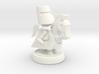 Chess piece - knight on horseback 3d printed