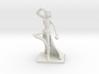 Fantasy Figures 11 - Monk 3d printed