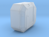 1:43/44 Scale SW Lg Equipment Box 3d printed