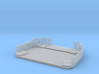 "1/48 USN Fletcher ""Round Bridge"" Deck part 3 3d printed"