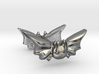 Bat earring 2 3d printed