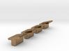 Mogul - Tender Side Bearing .625 plus 1% 3d printed Baldwin tender truck side bearing