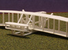 1903 Wright Flyer 3d printed 1:144 1903 Wright Flyer print