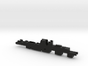 Bulleid 4-8-2 (Chassis part 1/2) 3d printed