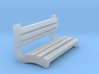 DSB Bench 1:160 3d printed
