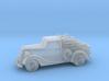 Ford Pickup 1937          1:64 3d printed