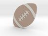 American Football 3d printed