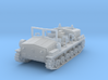 PV114D Type 98 Ro-Ke Artillery Tractor (1/72) 3d printed