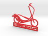 ElliptiGO ornament 3d printed