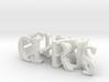 3dWordFlip: CHRIS/DAY 3d printed