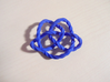 Knot 8₁₆ (Twisted square) 3d printed