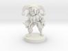 Halfling Female Clown Rogue 3d printed