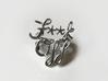 NEW F**k Off Script Ring (Single Finger) 3d printed