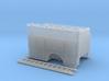 1/160 KME pumper body #3 (w/ ladder rack) 3d printed
