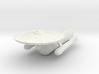 3788 Scale Franz Joseph Federation Tug (1 Pod) WEM 3d printed