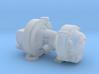 "Pyle Generator type ""K2"" 3d printed"