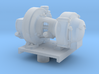 "Pyle Generator Type ""K2"" With Platform 3d printed"