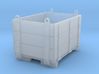 Deptford 2axle wagon body (A) 3d printed