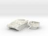 ZSU -37 tank (Russia) 1/56 3d printed