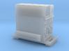 1/160 SMEAL pump section w/ deck gun 3d printed