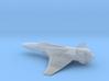 Space Interceptor  3d printed