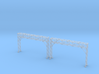 N Scale Signal Gantry 3 tracks 2pc 3d printed