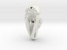 Bear Skull 3d printed