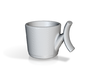 Espresso Coffee Cup Mug 3d printed