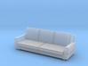 Printle Thing Sofa 04 - 1/43 3d printed