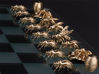 Beekeeper Chess Collection: Queen 3d printed