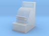 O scale cash register 3d printed