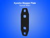 Kyosho Triumph Stopper Plate 3d printed