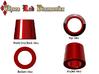 Harley Hair Cone v.1 3d printed Blender Digital Render