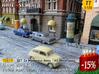 SET 2x Mercedes-Benz 190 (TT 1:120) 3d printed