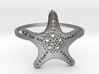 Starfish Ring Size 7 3d printed