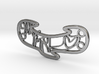 Personalised Chinese Font Love Bracelet 3d printed Personalised Chinese Font Love Bracelet