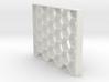 Honeycomb Event Shelving Partition - Geometric Hex 3d printed Honeycomb Event Partition
