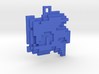 Sonic Rush - Sonic Lives Icon Pendant 3d printed