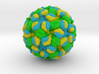 Feline Calicivirus 3d printed