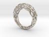 Ring Voronoi #1 3d printed