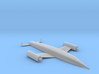 (1:285) Keldysh bomber  3d printed