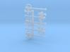 Lys-pattern Energy Axe 3d printed