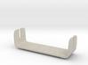 Modern Comb Stand - Offset / Bath Accessories 3d printed
